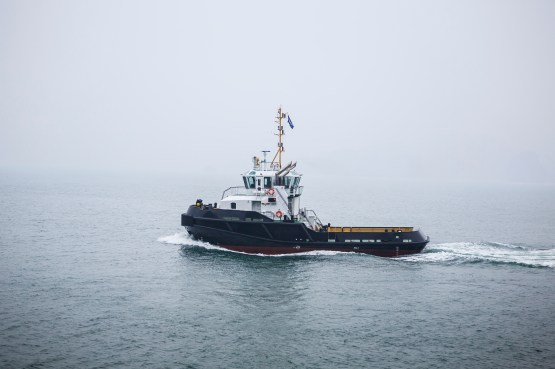 Damen Stan Tug 3011 new design/build.