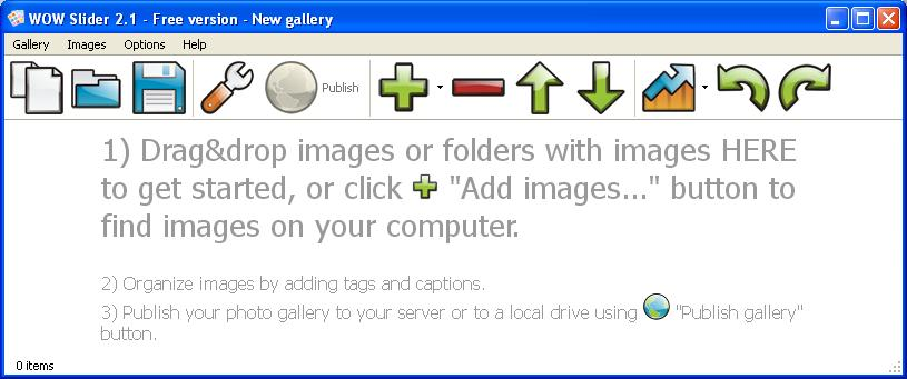 WOWslider - Cool way of displaying images on a webpage (1/6)