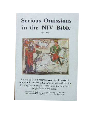 Serious Omissions of the NIV