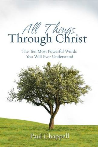 All Things Through Christ
