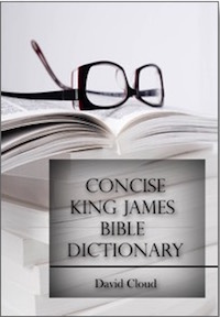 Concise KJV Dictionary