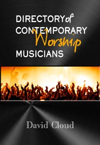Directory of Contemporary Worship Musicians