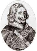 Portrait of Sir Phelim O'Neill