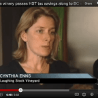 Naramata winery passes on HST tax savings along to wine consumers