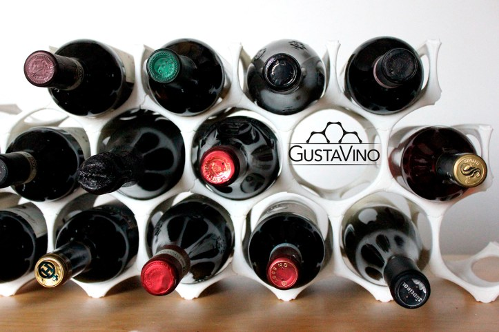 GustaVino Wine Rack