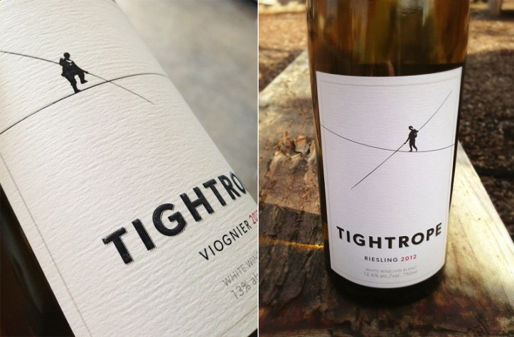 tightrope label