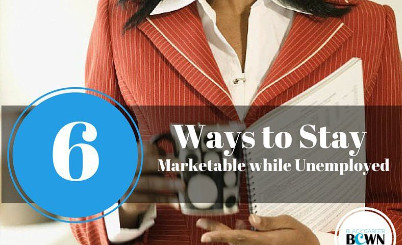 6 ways to stay marketable