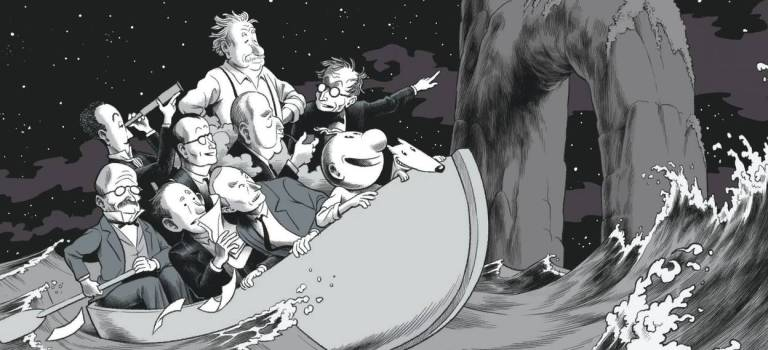 Le Mystère du Monde Quantique: Lauréat Prix BD FNAC