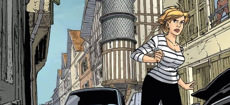 Les aventures de Betsy : Le Fantôme d'Argent