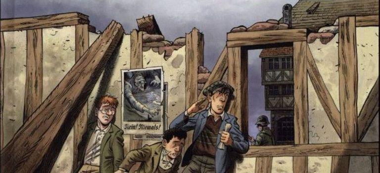 La Guerre des Lulus : 5. 1918