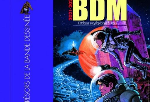 BDM – Trésors de la Bande Dessinée 2021-2022