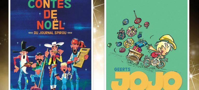 Contes de Noël et Jojo : deux albums Dupuis à mettre sous le sapin !