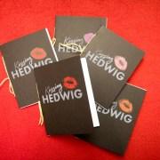 Kissing Hedwig zine