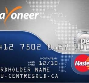 Payoneer-Card