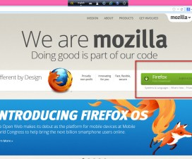 Firefox ব্রাউজার সংক্রান্ত কিছু  কৌশল 1