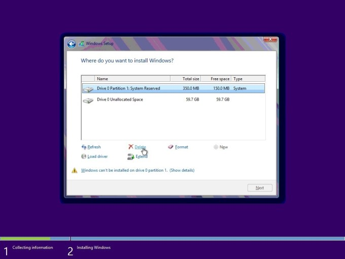 কিভাবে ডেস্কটপে বা ল্যাপটপে উইন্ডোজ (Windows 8) সেটআপ দেবেন - 13