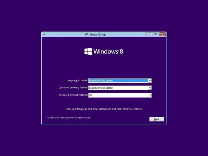 কিভাবে ডেস্কটপে বা ল্যাপটপে উইন্ডোজ (Windows 8) সেটআপ দেবেন - 4