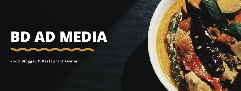 Facebook Cover Photo For Food or Resturant