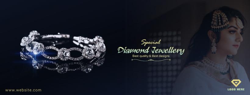 Diamond Shop FB Cover Photo