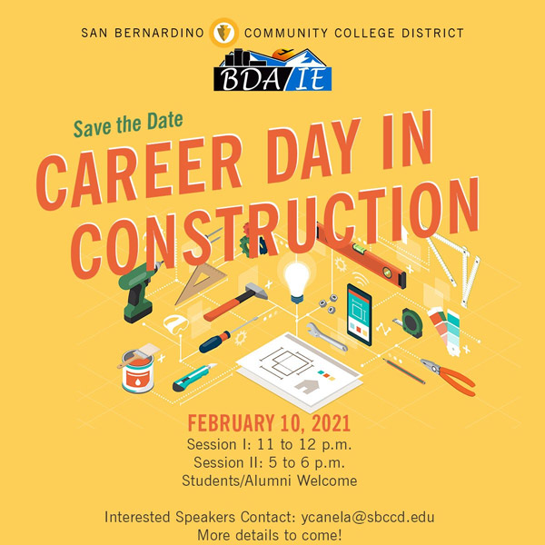Career Day in Construction event
