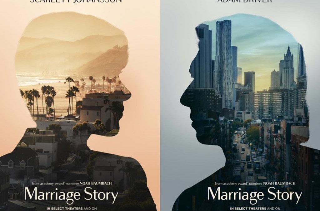 從《 婚姻故事 》看一段愛情童話故事八年後的結局