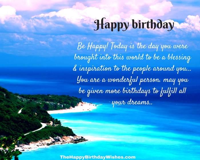 Happy Birthday Nature Images Aprofe