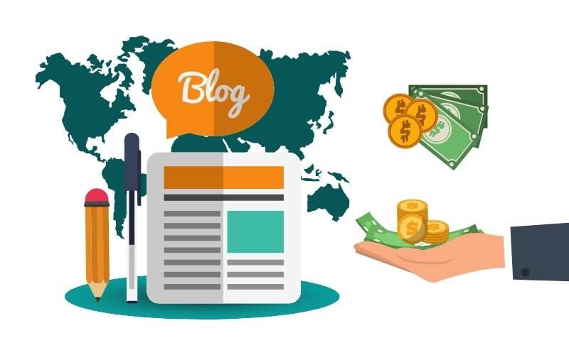 মোবাইল দিয়ে ব্লগিং করে ইনকাম করার উপায় | Make money blogging
