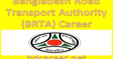 BRTA Bangladesh Road Transport Authority