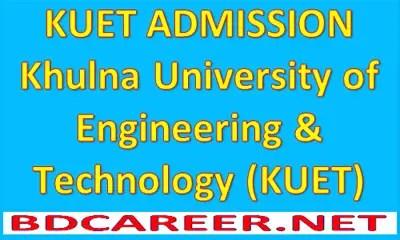 KUET Admission Test