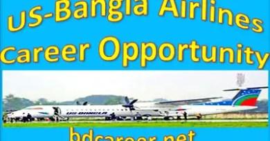 US Bangla Airlines Job
