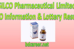 SILCO Pharmaceutical Limited IPO Lottery Result