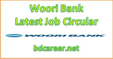 Woori Bank Bangladesh Job Circular 2021