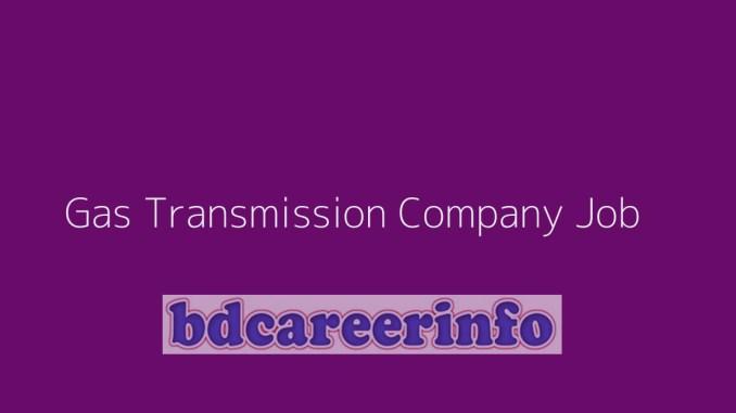 Gas Transmission Company Job 2019