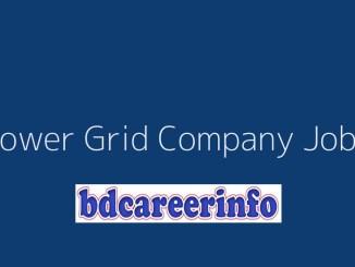 Power Grid Company Job Circular 2019