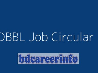 DBBL Job Circular 2019