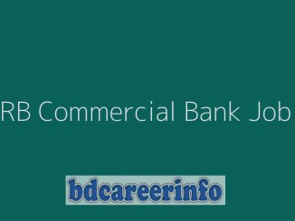 NRB Commercial Bank Job 2019