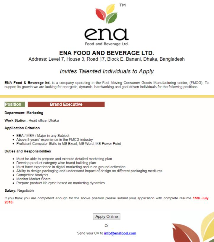 ENA Food & Beverage Ltd (2)