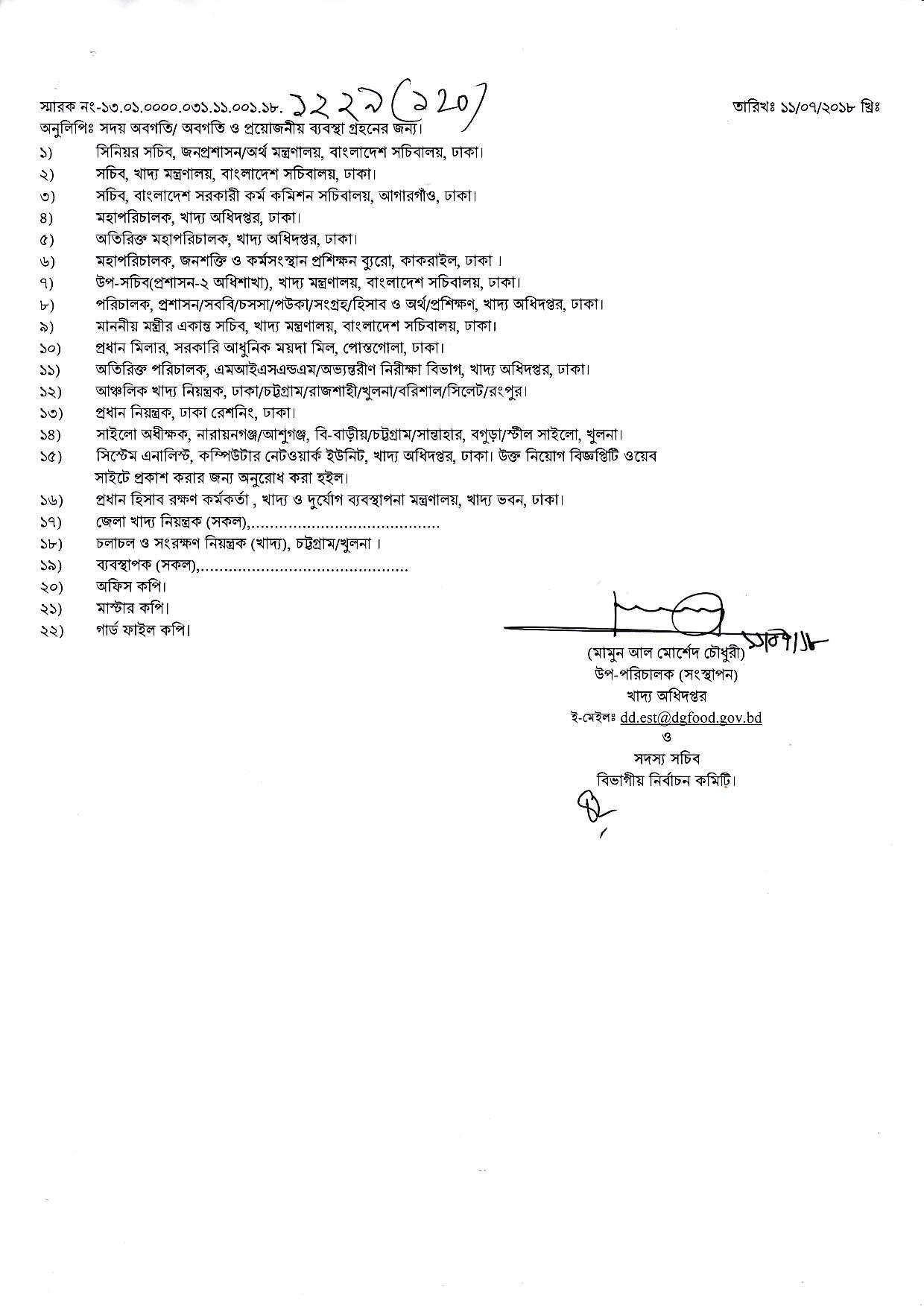 Directorate-General-of-Food-dgfood-Job-Circular-2018-page-006