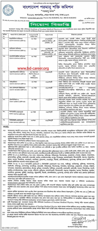 BAEC Job Circular -baec gov bd