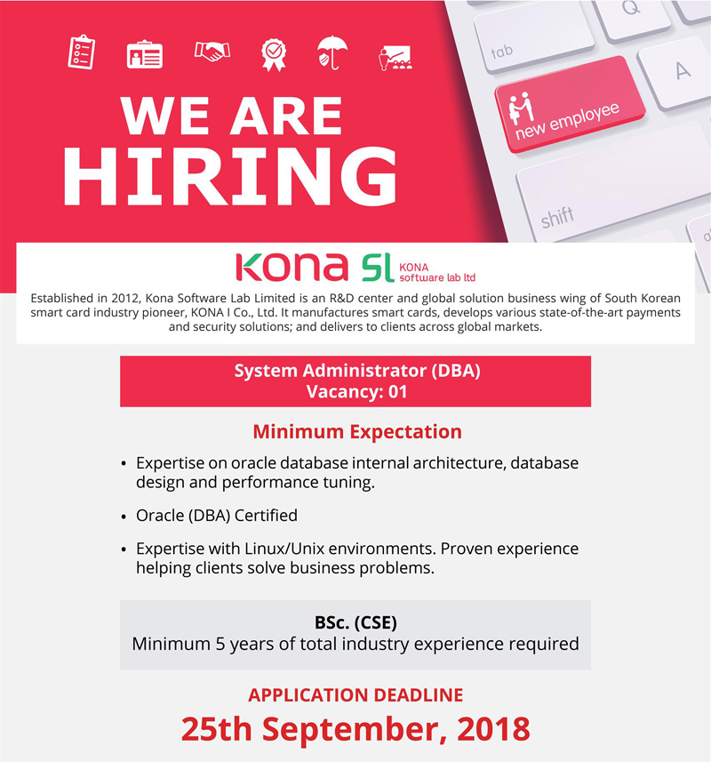 Kona Software Lab Ltd jobs