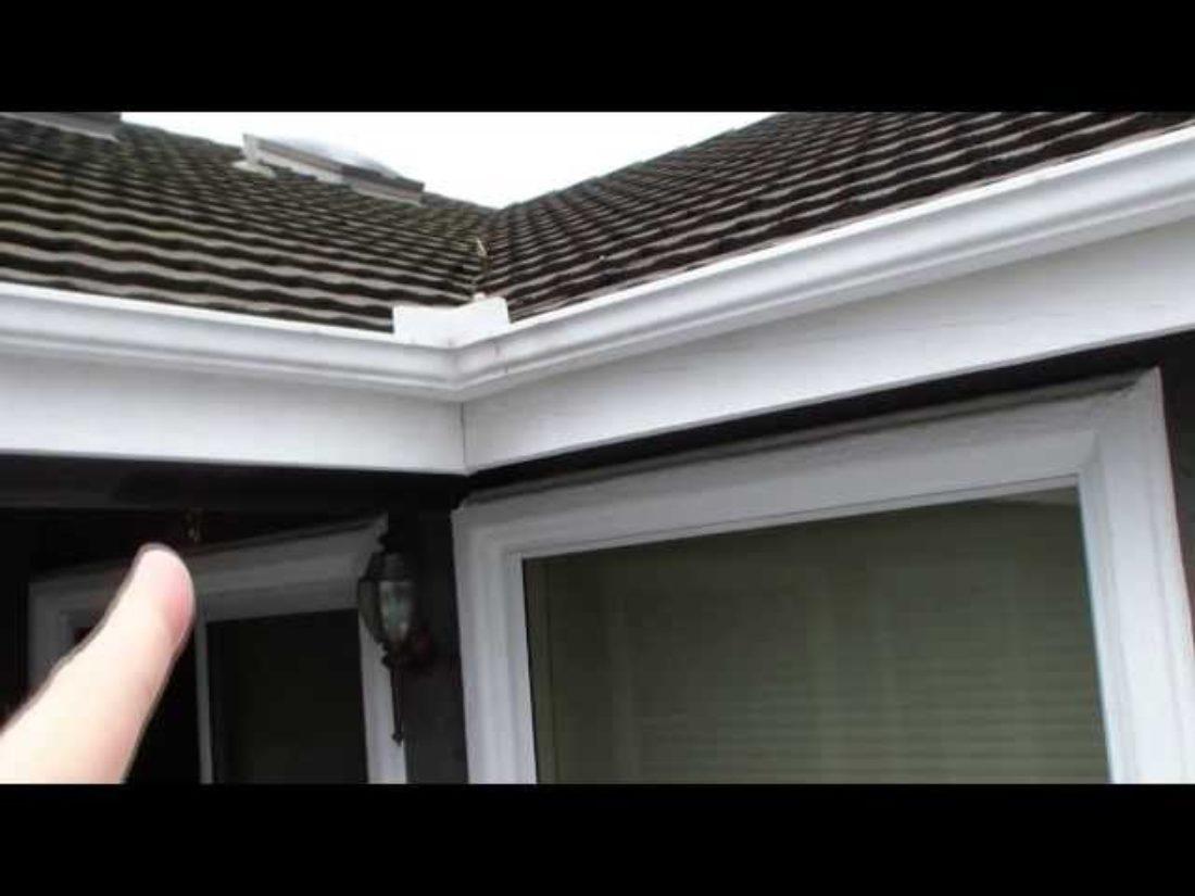 tile roof leak repair diy instructions