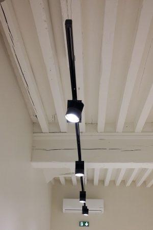 Electricité et éclairage des commerces à Montpellier :Installation éclairage boutique
