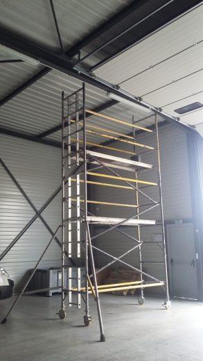 installation électrique des bureaux et locaux professionnels à Montpellier