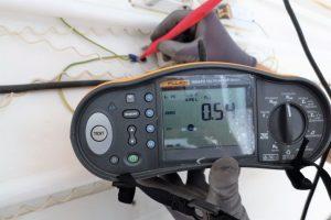 Test de conformité électrique: levée de réserves Montpellier