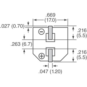 Cornell Dubilier Electronics AFK157M2AP44T-F