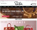 Top door placement on Ruelala.com driving to the exclusive bracelet set.