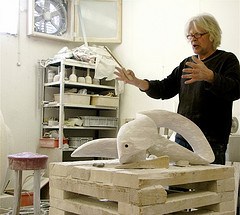 Creation II: Birth of a Sculpture