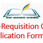 NTRCA e-Requisition Circular & e-Application Form 2020