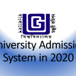 University Admission System in 2020
