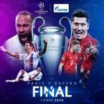 Paris Saint-Germain (PSG) VS Bayern Munich: LIVE Stream Link UEFA Champions League Final, TV, News